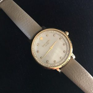 Kate Spade Tan Watch